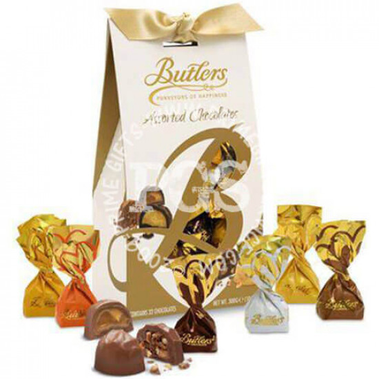 Assorted Buttlers Chocolates 300gm