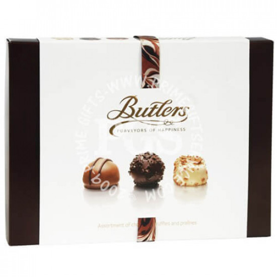 Butler Truffles and Praline Chocolates