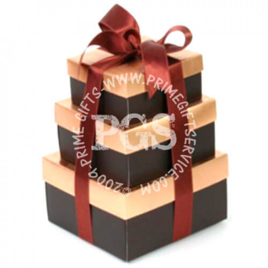 Lals Chcolates Tower Box