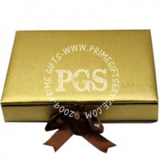 Lals Golden Leather Box