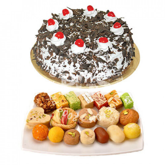 5Kg Sweets - 4Lbs Cake