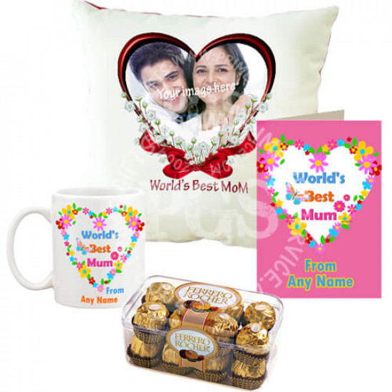 Deluxe Love Gift Combination for Mother