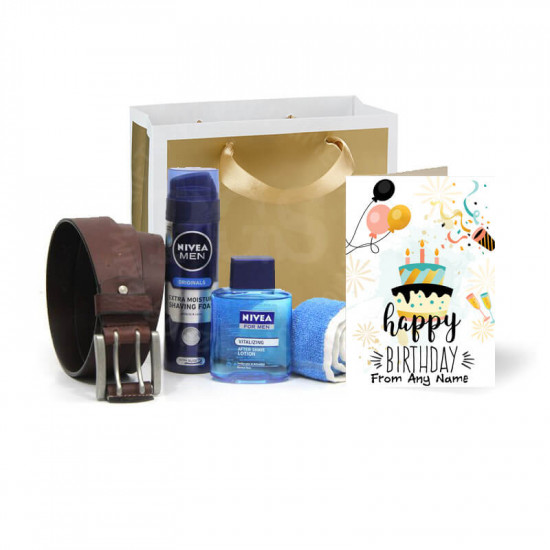 Birthday Accessories Hamper for Him