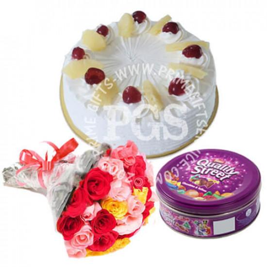 Cake Delight Combo
