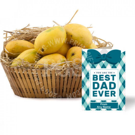 Father's Day Mango Basket Deal