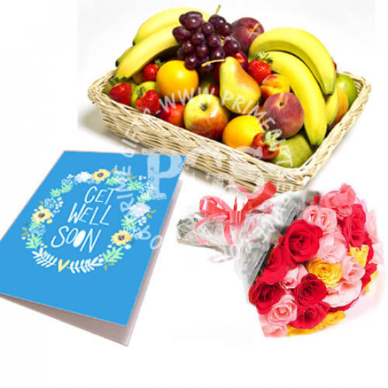Get Well Soon Gift Combination