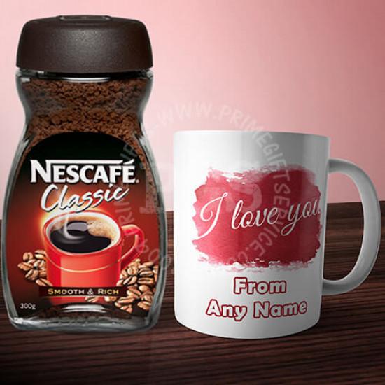 Coffee with Love Mug
