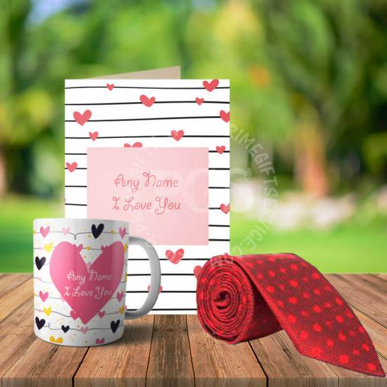 Multi Heart Love You Combo