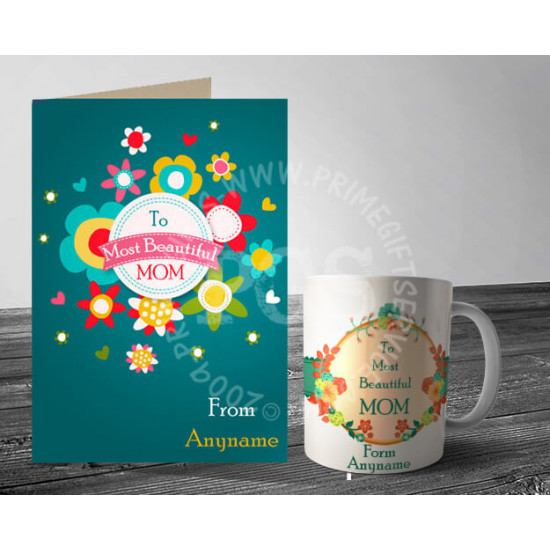 Mothers Day Gift Pack for Most Beautiful Mom