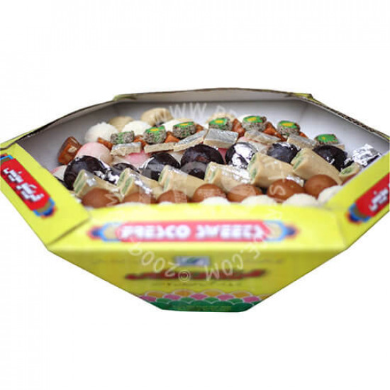 Fresco Sweets Mix Mithai - 10Kg