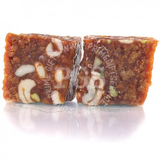 Fresco Sweets Kaju Halwa - 2Kg