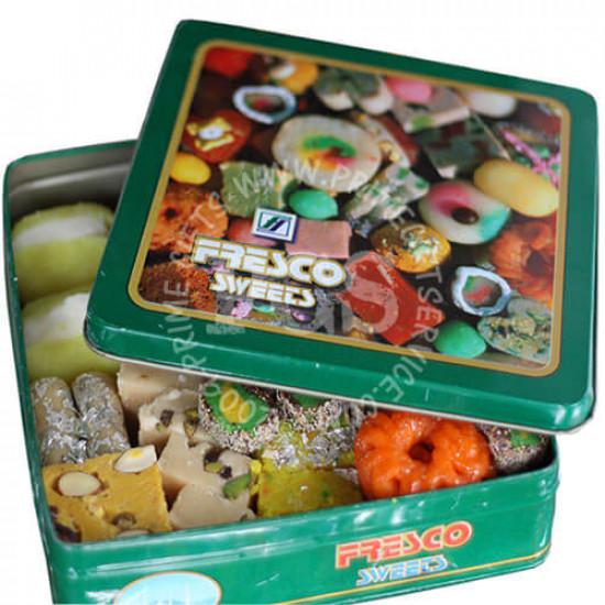 Fresco Sweets Mix Mithai - 2Kg