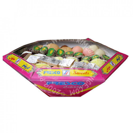 Fresco Sweets Mix Mithai - 5Kg