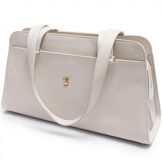 Jaffer G's Classic Leather Bag