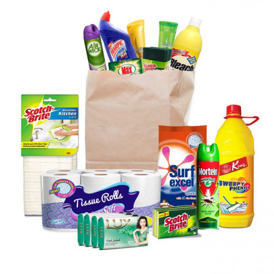 Cleaning Essentials Grocery Pack