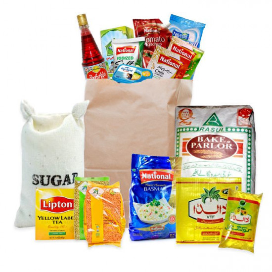 Cooking Essentials Grocery Pack